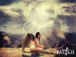 God said, and the heavens... by thekitsch