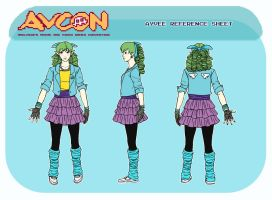Ayvee Reference 2011 by rosiecoleman