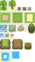 tile-set de todos los tiles by Shawn-Frost