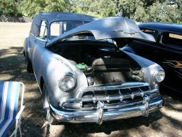 1952 Chevrolet Sedan Delivery by RoadTripDog