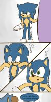 Sonic's First Steps. Pg. 2 by HFitz-Draw4Life