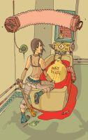 Hack slash slash by royalboiler