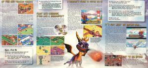 Spyro-Season of Ice Interview with Spyro by KrazyKari