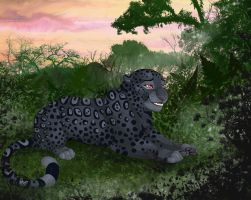 Panther by Whodovoodoo