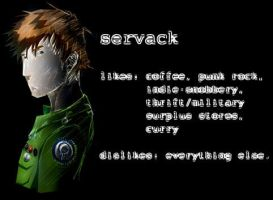 Bride Of The ID Of Servack by servack