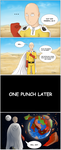 One Punch Later by Libertades