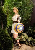 Sophitia cosplay Soulcalibur III by Wildyama