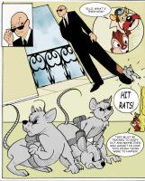 Of Mice and Mayhem colour 118 english by rozumek1993