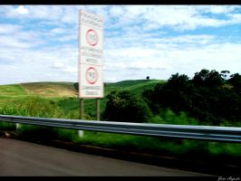 On the Highway by potemagico