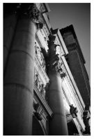 courthouse columns by artgyrl
