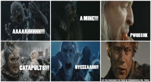 Awesome Lord of the Rings Quotes by Meioh-Sama