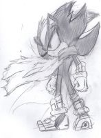 Sonic Boom  Shadow the Hedgehog by REALOrunan0459
