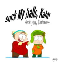 South Park - Bromance? by Insaneus