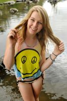 Talya - smile and smiley 1 by wildplaces
