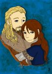 couple Fili Ellada by NaffyOo