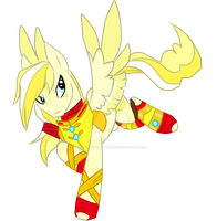 .:MLP: Paladin:. by Goddess-of-BUTTSECKS