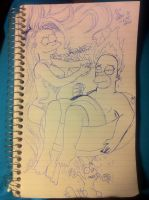The Simpsons? by LilMissPeppy