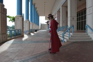 Red Mage Cosplay by Argnarock