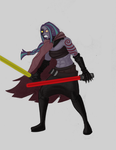 Sith Maurader - Aria by Madness-with-Reason