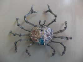 CRAB in wire II by TheWallProducciones