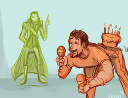 That is not how we do it in Asgard by Avibroso