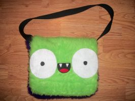 Mr. Fluffles Bag by DeadlyOpheliac