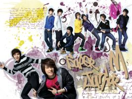Super Junior-M by ForeverK-PoPFan