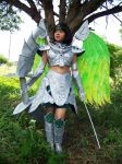 Shana - The legend of Dragoon by AliceShia