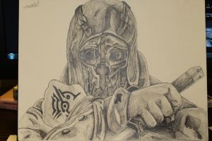 Corvo: Dishonored by Shadowstep990