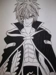 Fairy Tail Jellal Fernandez by ever-juvia