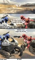 Halo 3: Pull Over by c-force