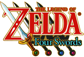 The Legend of Zelda: Four Swords beta logo by RingoStarr39