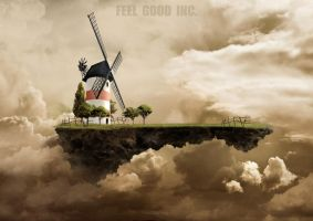 Feel Good Inc. by NeaN