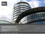 Architectural Firm Homepage by LotusGirl717