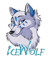 Icei Birthday Badge by WindWo1f