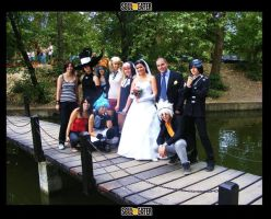 Soul Eater.-.Wedding by Chiliboys