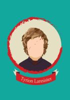 5 Tyrion Lannister by nati-nio