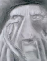 Davy Jones- REALISM by mel-lyks-cereal