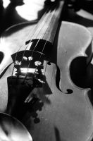 Black and White Melody by SarArt16