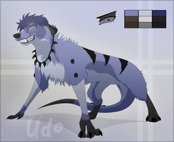 - Udo reference sheet - by DevaPein