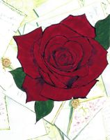 Its a Rose  Go figure by chibigoose
