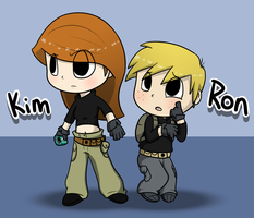 Kim possible by Caramelcat123