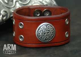 ARM Band 2 by Blackthornleather