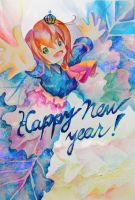 Happy New Year by shomomomomo