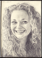 Carrie Hope Fletcher by CaptnArrri