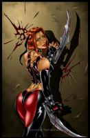BloodRayne by VinRoc
