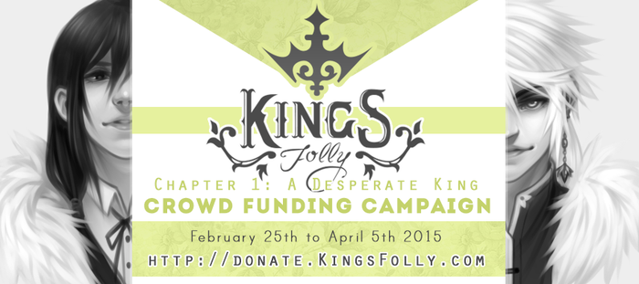 Kings Folly Crowd Fund by whispwill