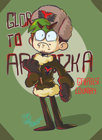 Glory to Arstotzka! by IvaTheHuman