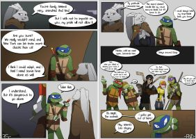 TMNT WM: Pages 35-END by Samantai