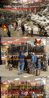 A Trip To Cabelas part 3 by Screamingmaddog5521